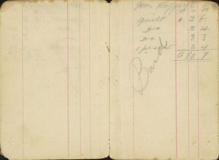 Shipboard diary p6