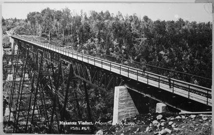 Makatotem Viaduct, Main Trunk Line