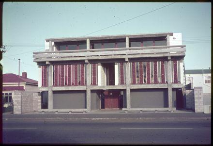 Maori Battalion Hall