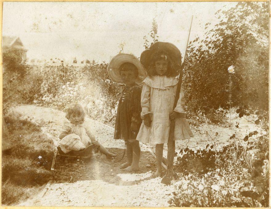 Slack and Hewett Family Album