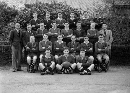 PNBHS Old Boys Football Team
