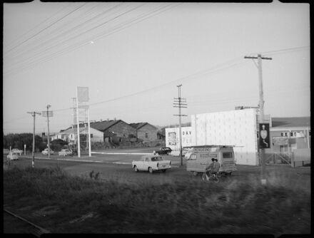 Engine Sheds, Corner of West Street and Pioneer Highway