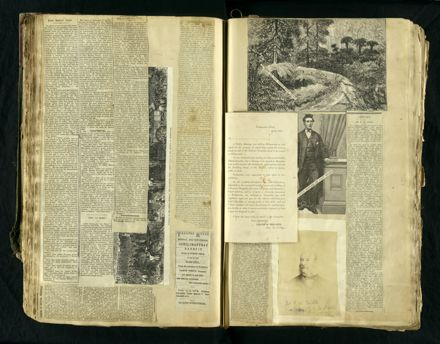 Louisa Snelson's Scrapbook - Page 61