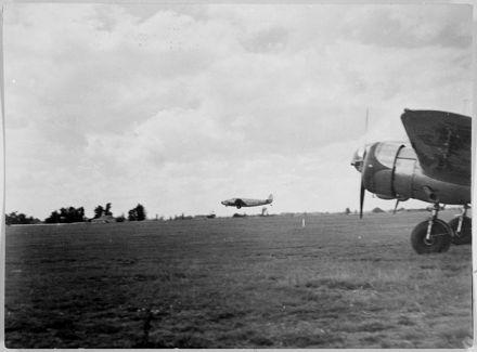 Two Aircraft at Milson Airport