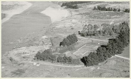 Sewage Treatment Plant, Awapuni, Palmerston North