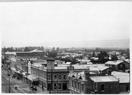 The Square, Palmerton North