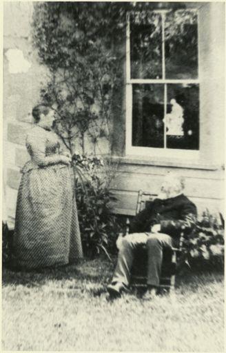 George Matthew and Louisa Matilda Snelson