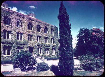 Sir Geoffrey Peren Building, Massey Agricultural College