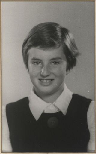 Joy Herbert - Terrace End School Dux, 1957