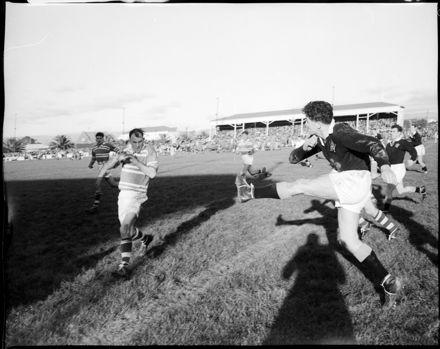 """Rugby Manawatu vs. Wellington"""