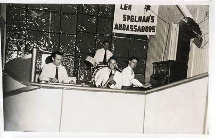 Len Spelman's Ambassadors - Dance Band