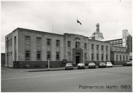 Palmerston North Police Station