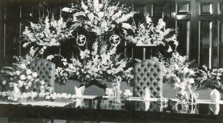 Queen's Reception, Rosco Tearoom