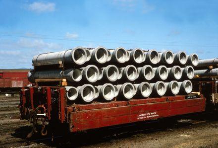 M Class freight wagon
