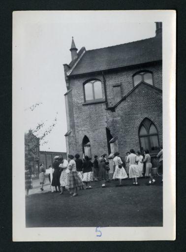 Bible Class Girls Easter camp, St. Andrew's Presbyterian Church