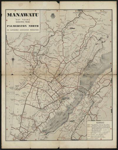 AA Map of the Manawatū1