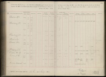 Palmerston North Rate Book, 1893 - 1896, 169