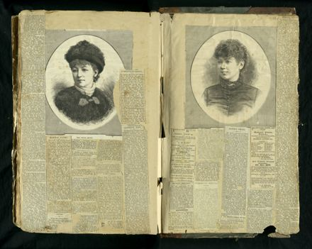 Louisa Snelson's Scrapbook - Page 170