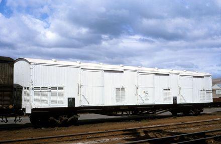 Z Class Freight Wagon