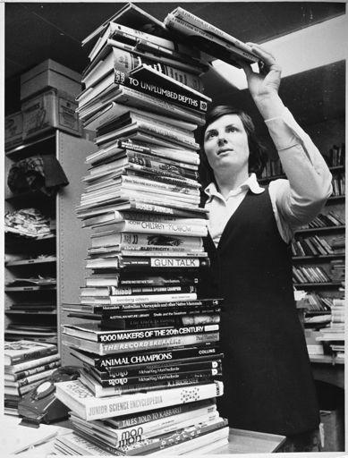 Laila Morpeth, Children's Librarian