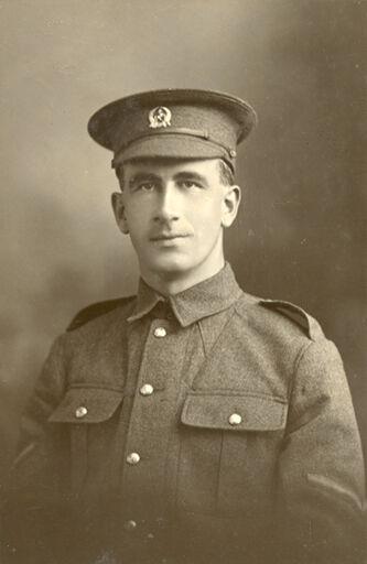 Lance Corporal R.C. Bett