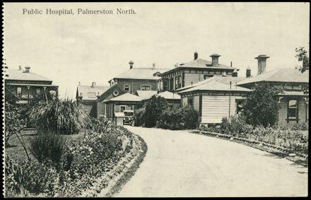 Views of Palmerston North 2