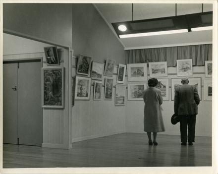 Manawatu Art Gallery interior