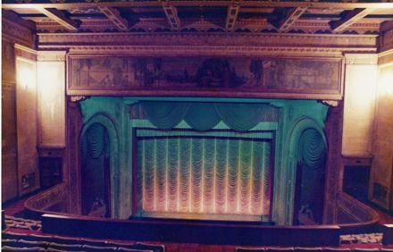 Regent Theatre interior, Broadway