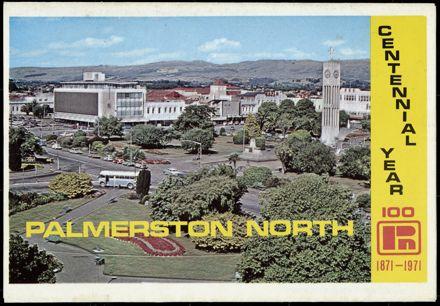 Centennial Book of Views around Palmerston North, 1870s-1970s 1