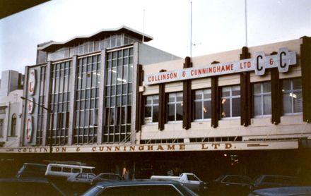 Collinson & Cunninghame Ltd, Broadway