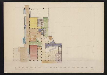Palmerston North Public Library & George Street Redevelopment 2