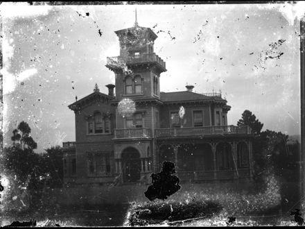 Villa Maria Boarding House and School, Whanganui