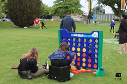 Games on the Grass 2017