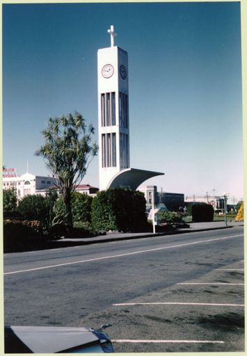 Hopwood Clock Tower