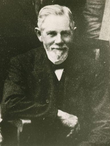 Reverend Mads Christersen