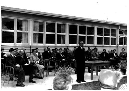 Official Opening of Freyberg High School