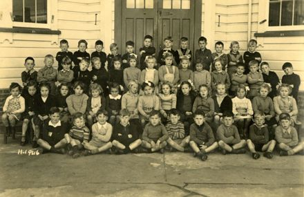 College Street School: Primer 1 class
