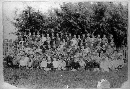 College Street School Pupils - Boys