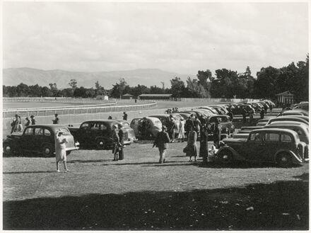 Carpark, Awapuni Racecourse