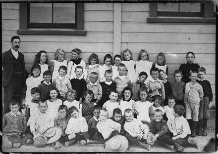 Terrace End School Class Photograph