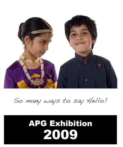 """So Many Ways to Say Hello"" APG Exhibition 2009"