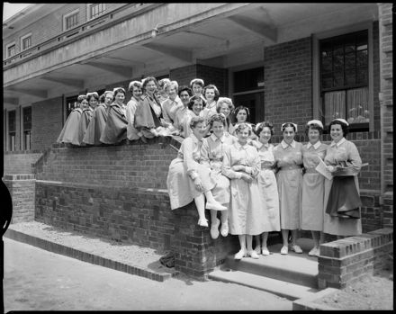 """""""… And Now the Waiting Begins"""" Student Nurses After Their Final Exams"""