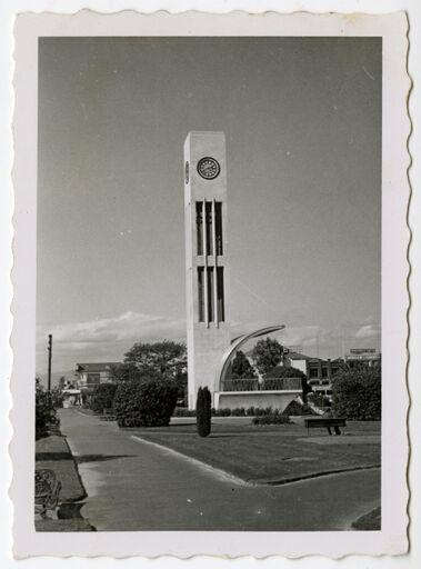 Hopwood Clock Tower, The Square