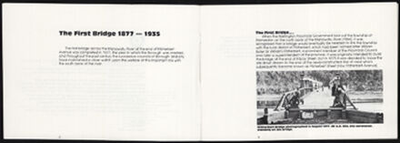 The Fitzherbert Bridges 1877-1987 - 3