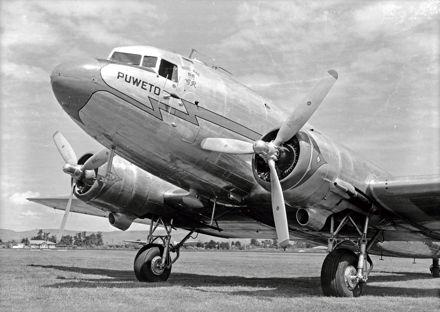 'Puweto' Aircraft