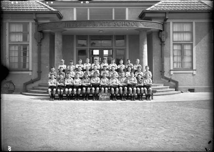 Form I, Palmerston North Intermediate School