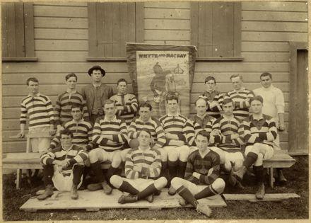 Barraud and Abraham Ltd Rugby Team