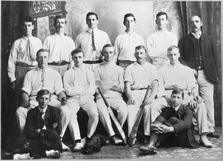 Albion Cricket Club 1st XI