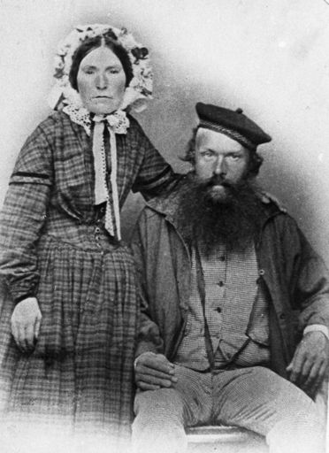 Mary and David McEwen