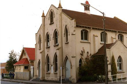 St Andrews Memorial Hall